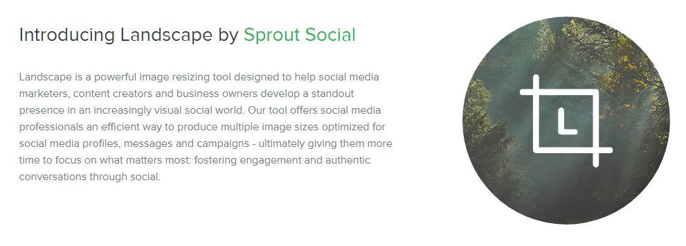 Sprout Social App