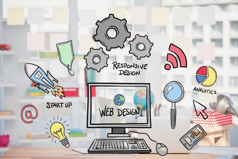 10 Key Elements To Consider When Building First Website