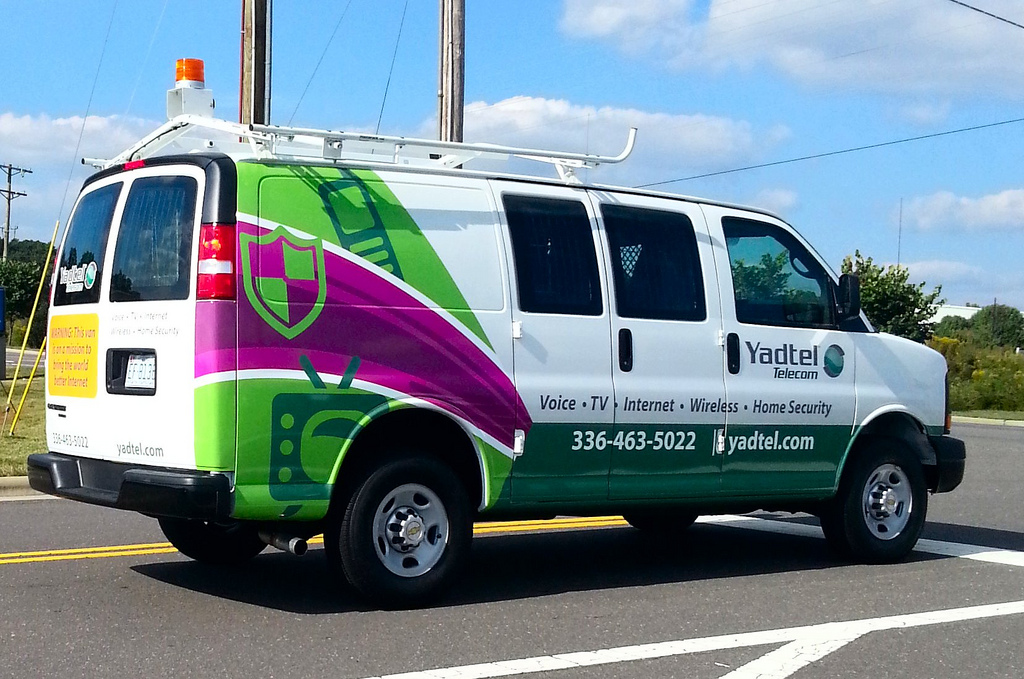 7 Benefits of Vehicle Wraps for Business